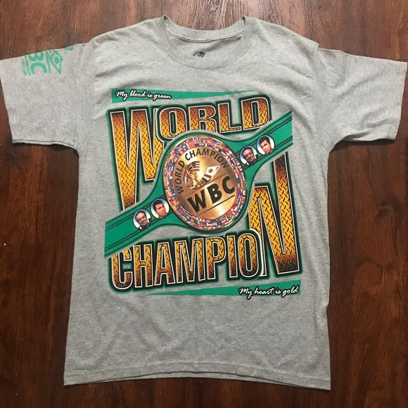 Championship Boxing t-shirt